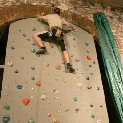 Palestra di arrampicata sportiva Montecelio